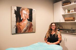 ana hyder massage at h2l studio