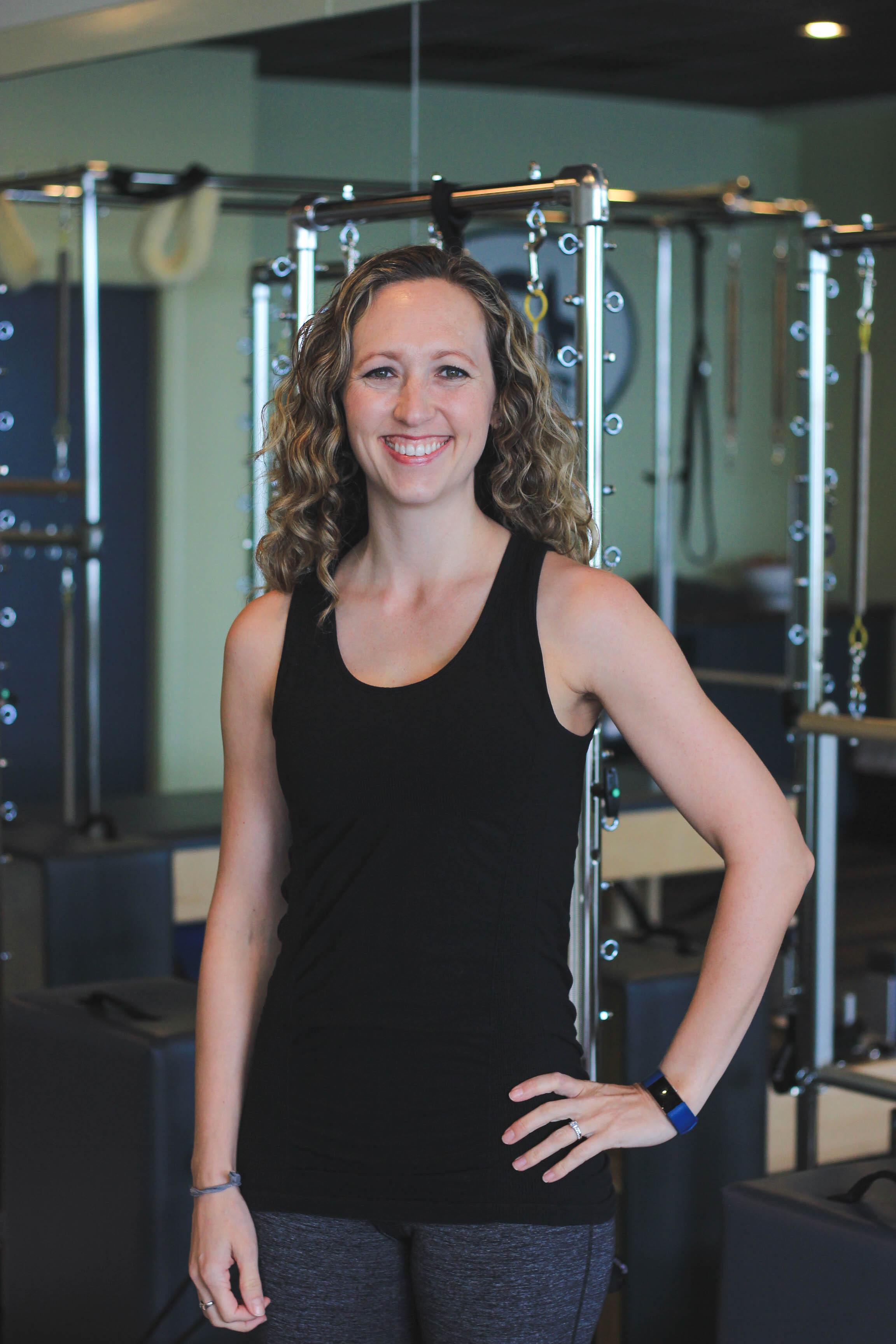 Barre in mechanicsburg meet our instructors h2l barre instructors meet adrienne pilates classes xflitez Gallery