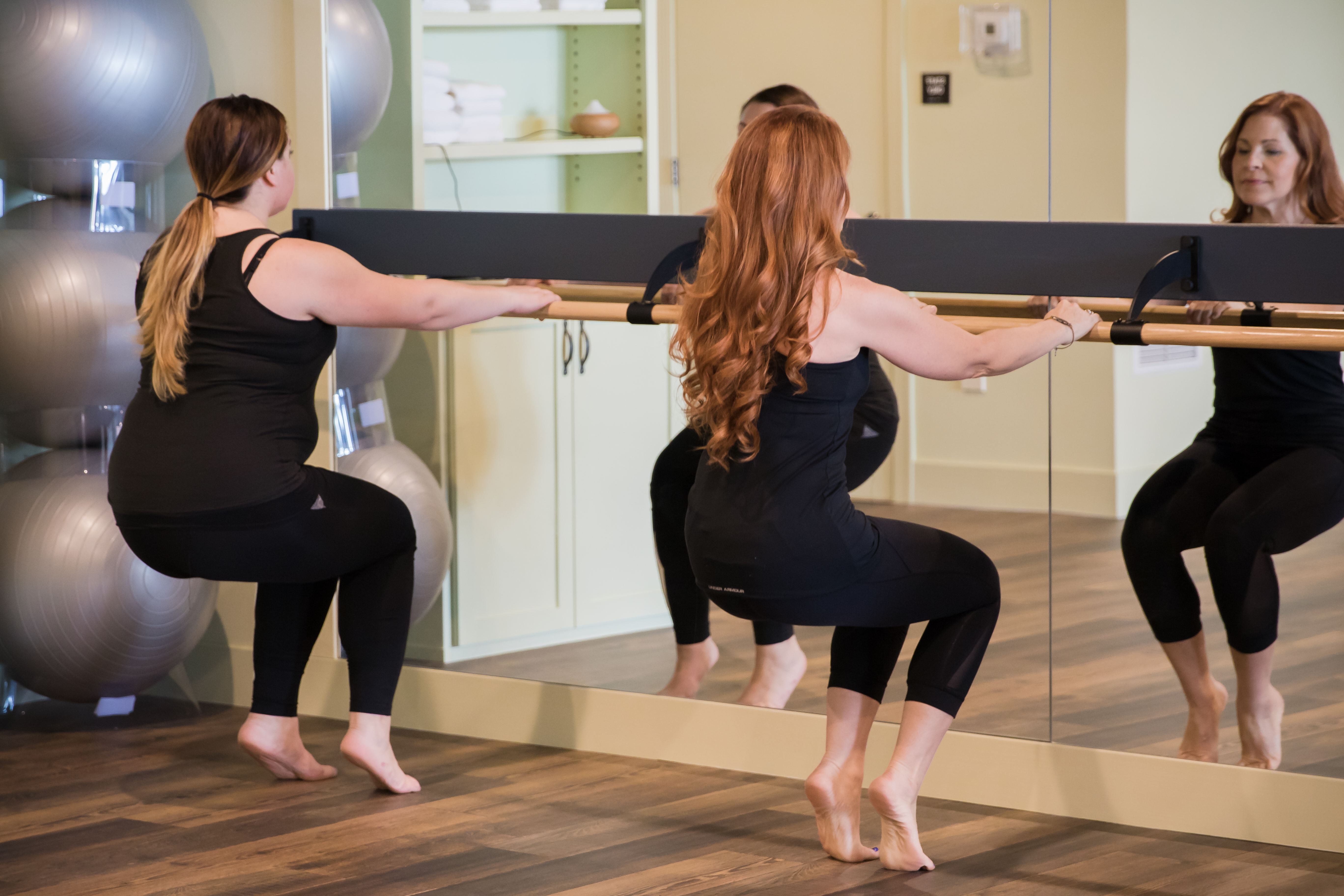 Barre for Runners