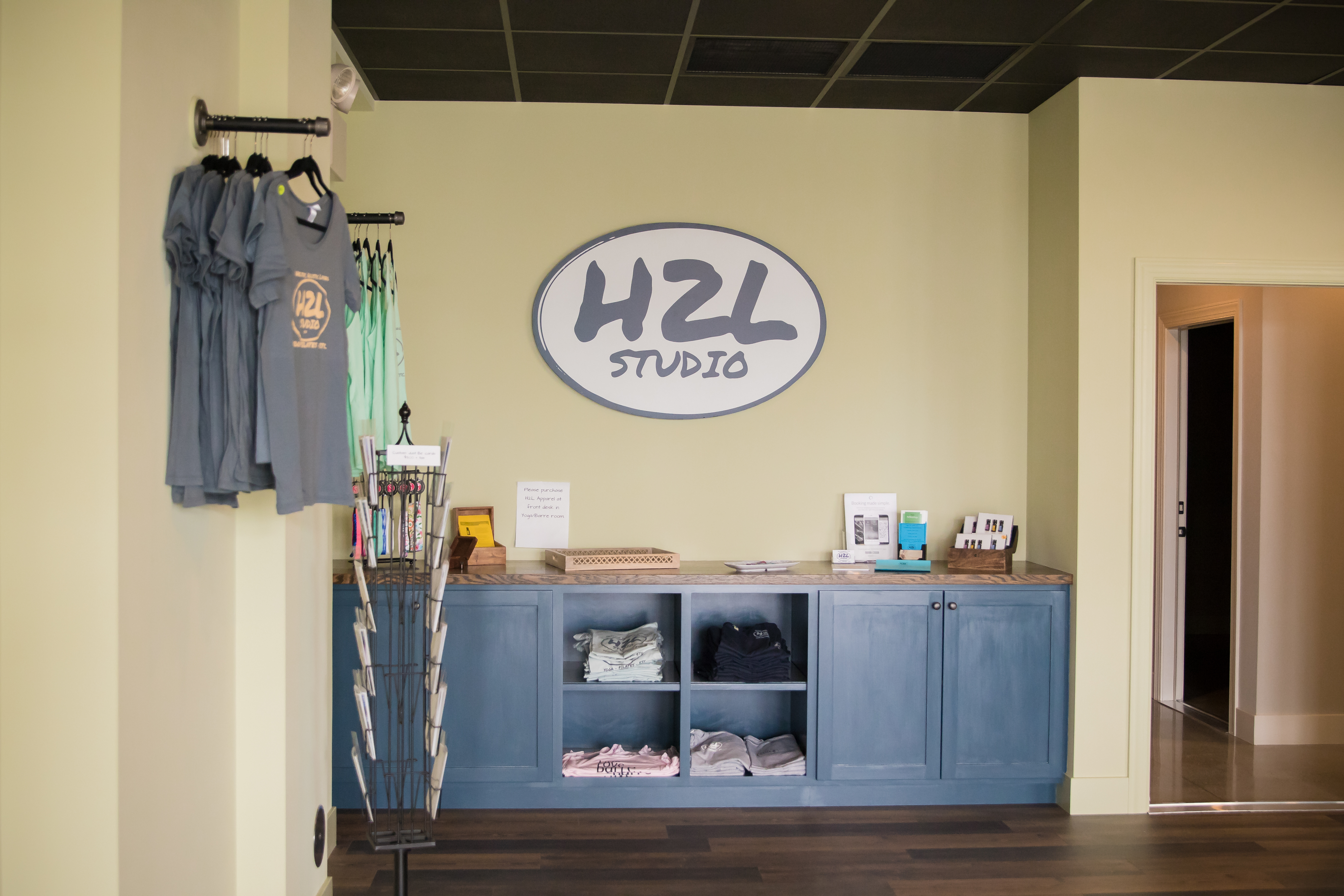 H2L Teen Girls Summer Series – Yoga, Cycling, Barre & Pilates