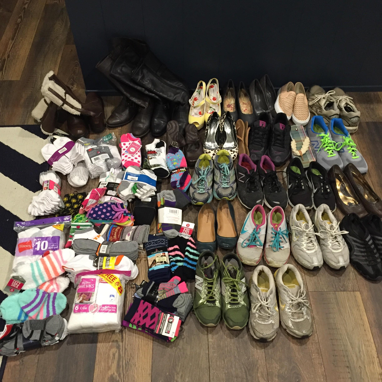 Barefoot Benefit Class