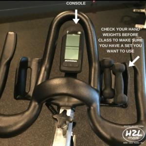 schwinn handle bars on bike