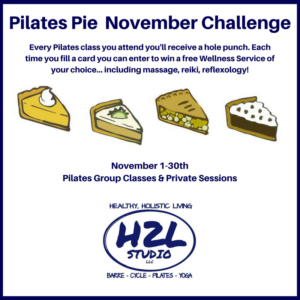 pilates november