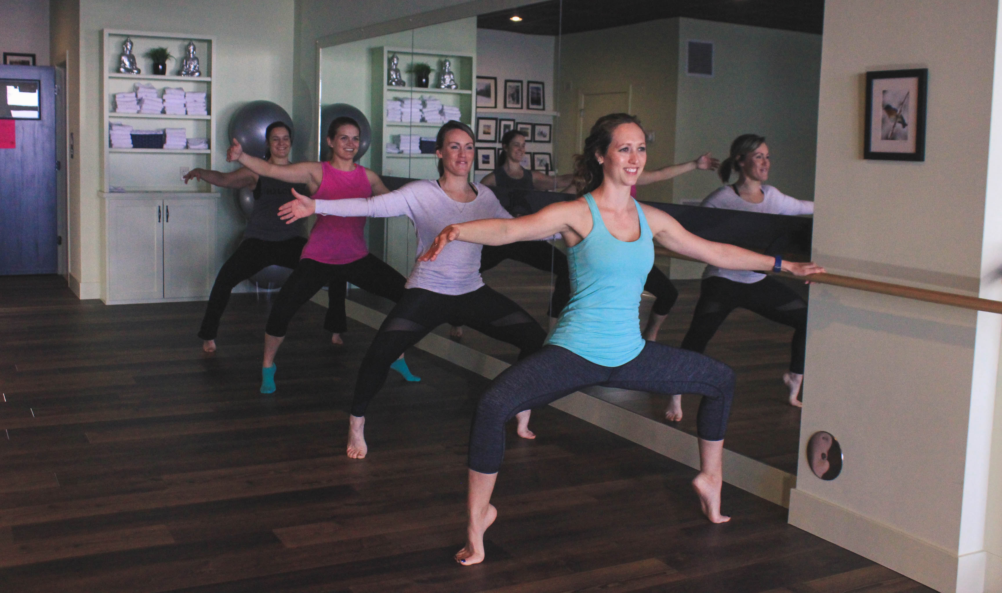 What is Barre Class?