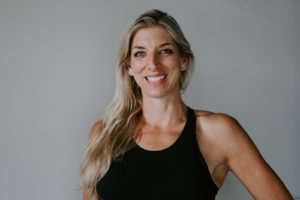 pilates instructor Susan Olivetti