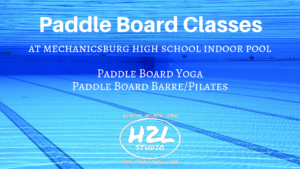 paddle board classes